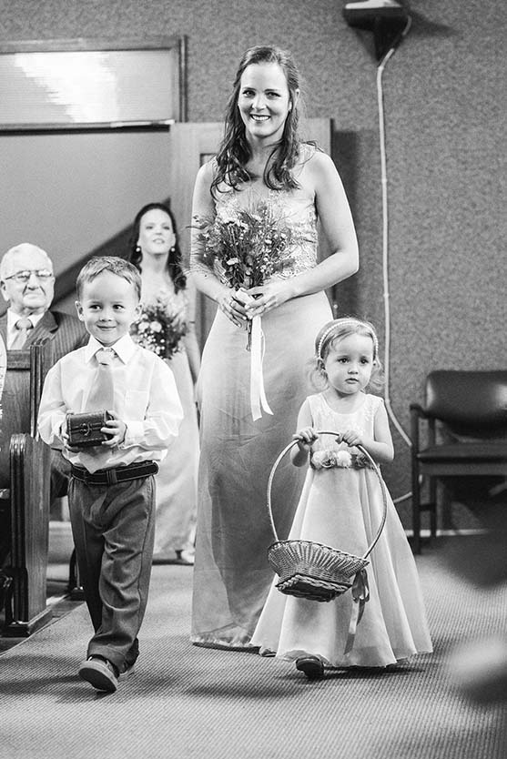 Church Wedding Photos by Mudboots Photography at Leopard and Lace in Bloemfontein
