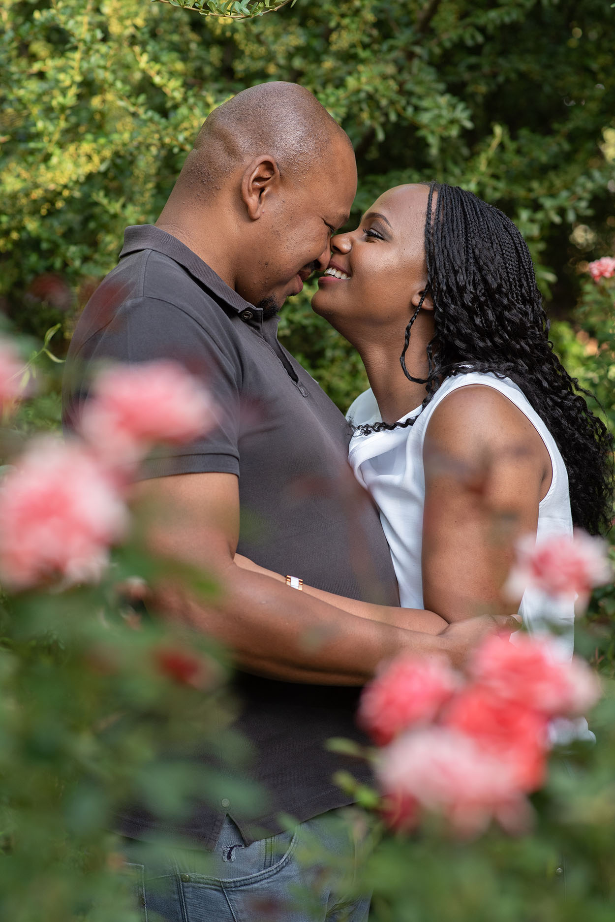 Zama & Mpho – Couple Photos