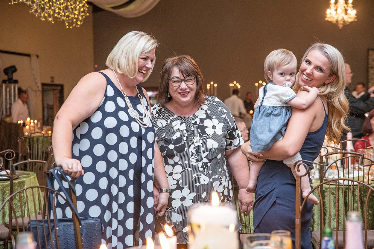 guests Wedding Photos by Mudboots Photography at Leopard and Lace in Bloemfontein reception