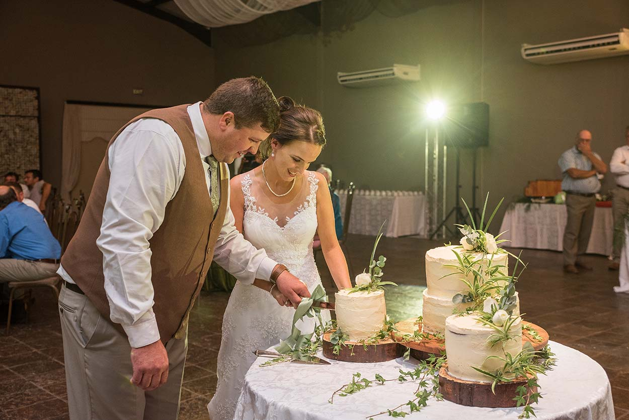 First Dance Wedding Photos by Mudboots Photography at Leopard and Lace in Bloemfontein reception