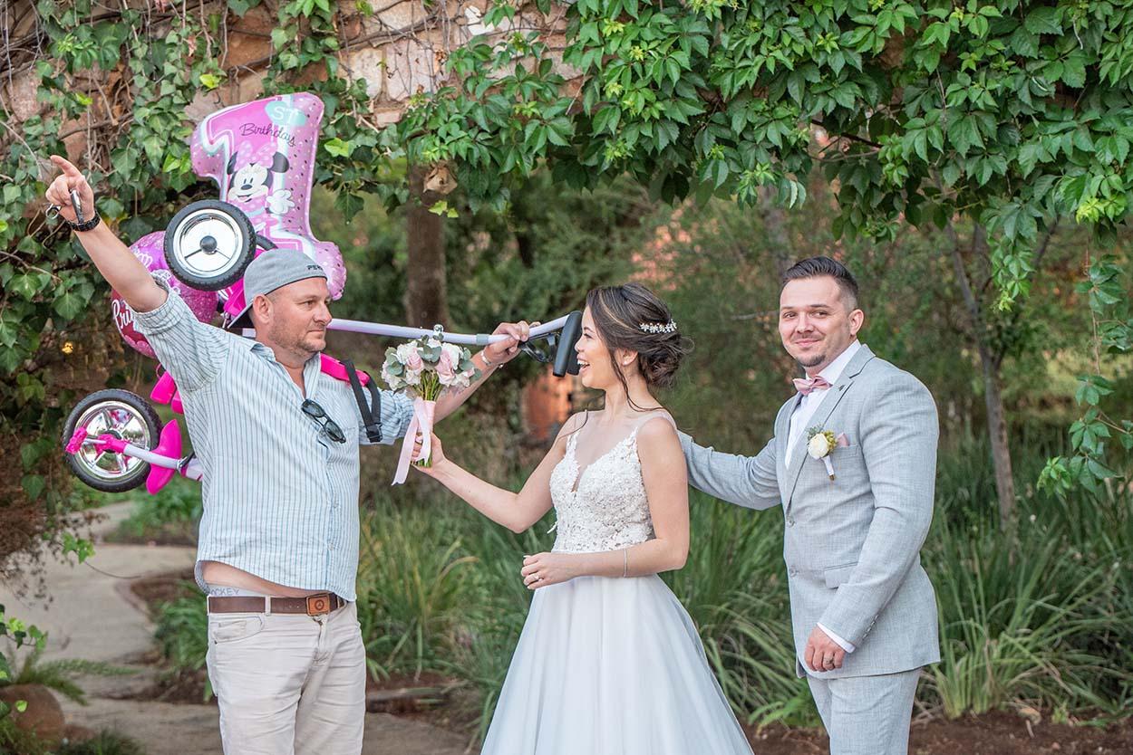 Wedding Laura & Stefan –  Tres Jolie Johannesburg
